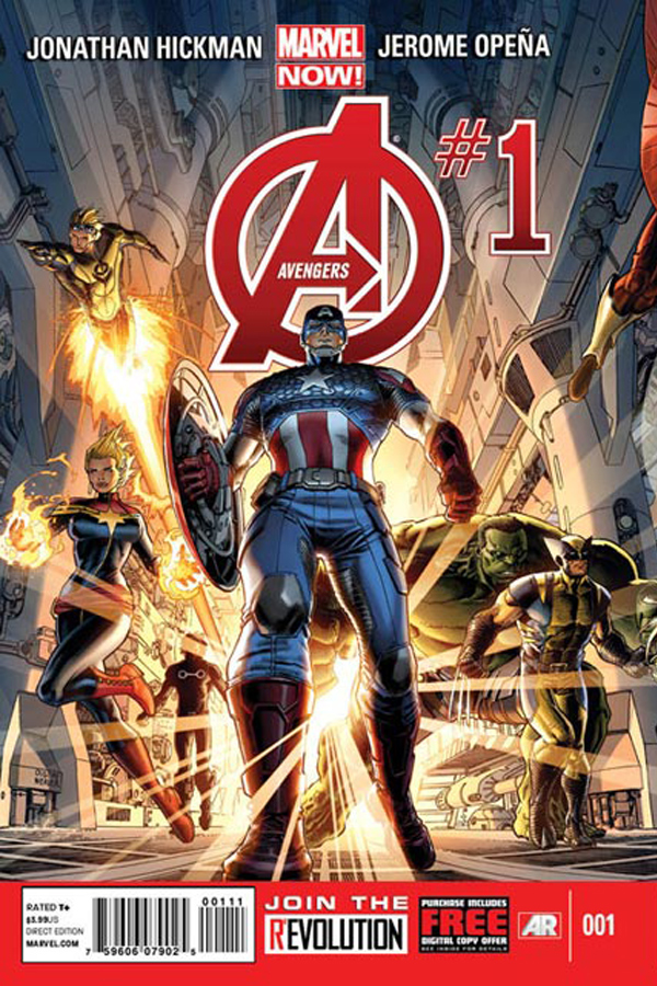 Review: Avengers #1