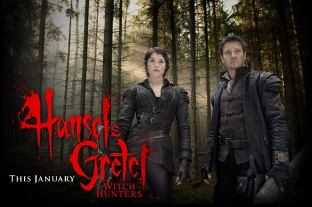 Movie Review: Hansel & Gretel: Witch Hunters (2013)