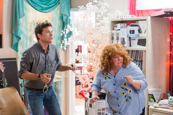 Movie Review Identity Thief 2013 Nerdspan