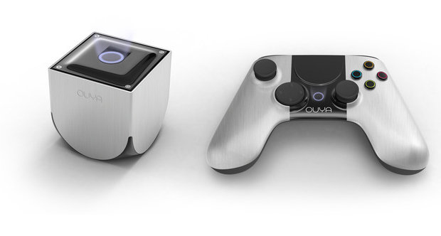 Ouya Android Console Hits Retail in June