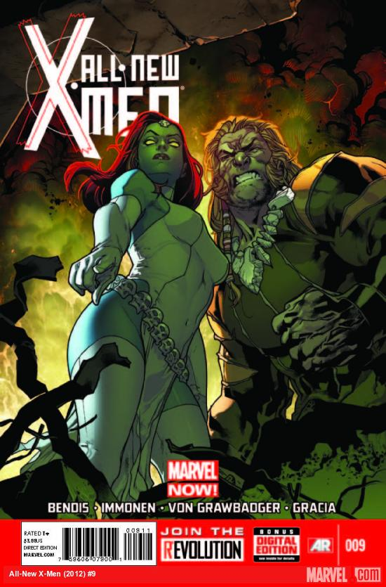 Review: All-New X-Men #9