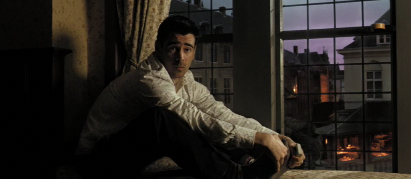 movie review in bruges 2008  there s a reason colin farrell won an award for his acting