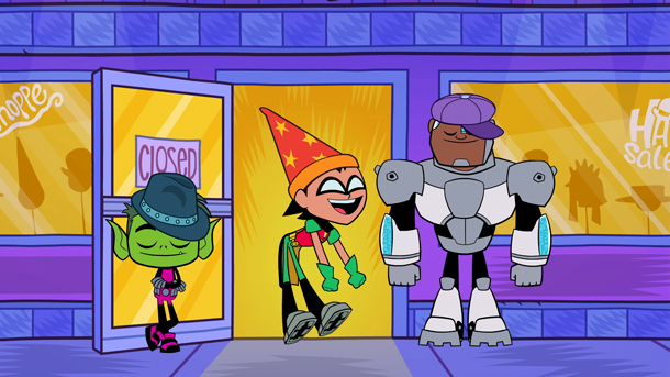 Will Teen Titans Go! Usher In a Comedic DC Nation?