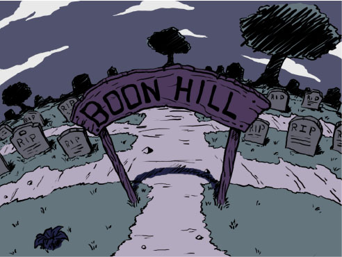Boon Hill image