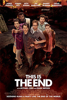 Movie Review: This Is the End (2013)