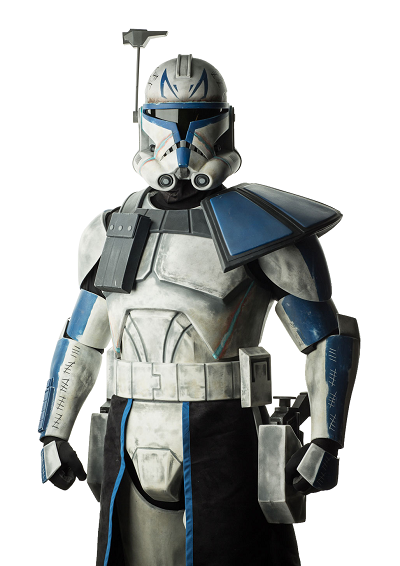 Captain Rex (Dr. Michael Bender) Photo by: Joel Aron (Joel Aron Photography)