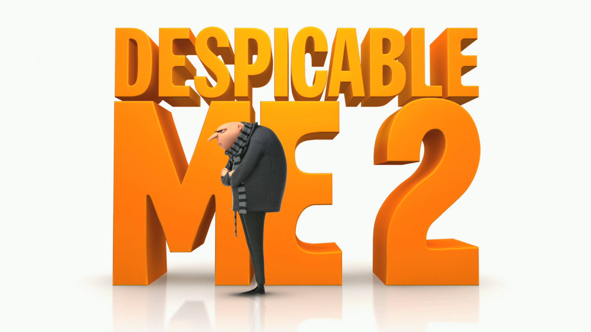 Movie Review: Despicable Me 2 (2013)