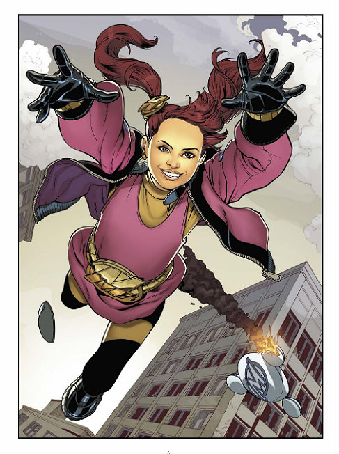 Comic Book Review: Molly Danger Book One