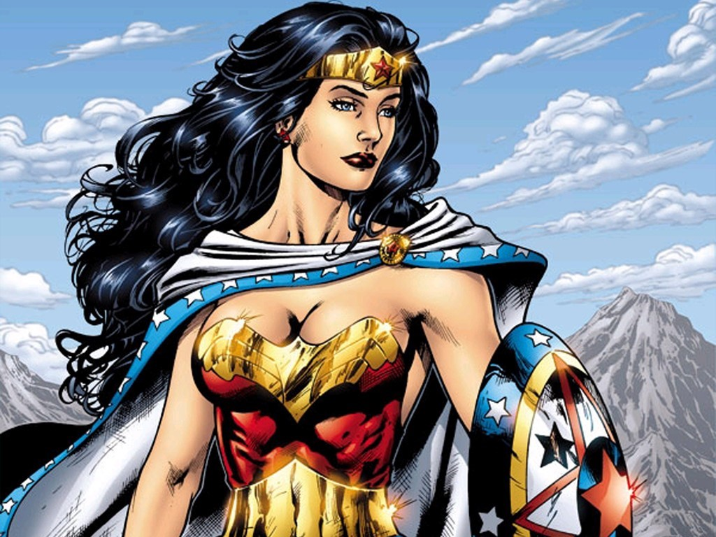 Spanning the Universes: Wonder Woman
