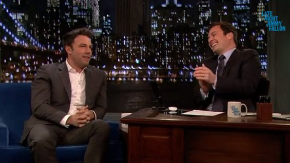 Ben Affleck on Batman Casting and Internet Outrage