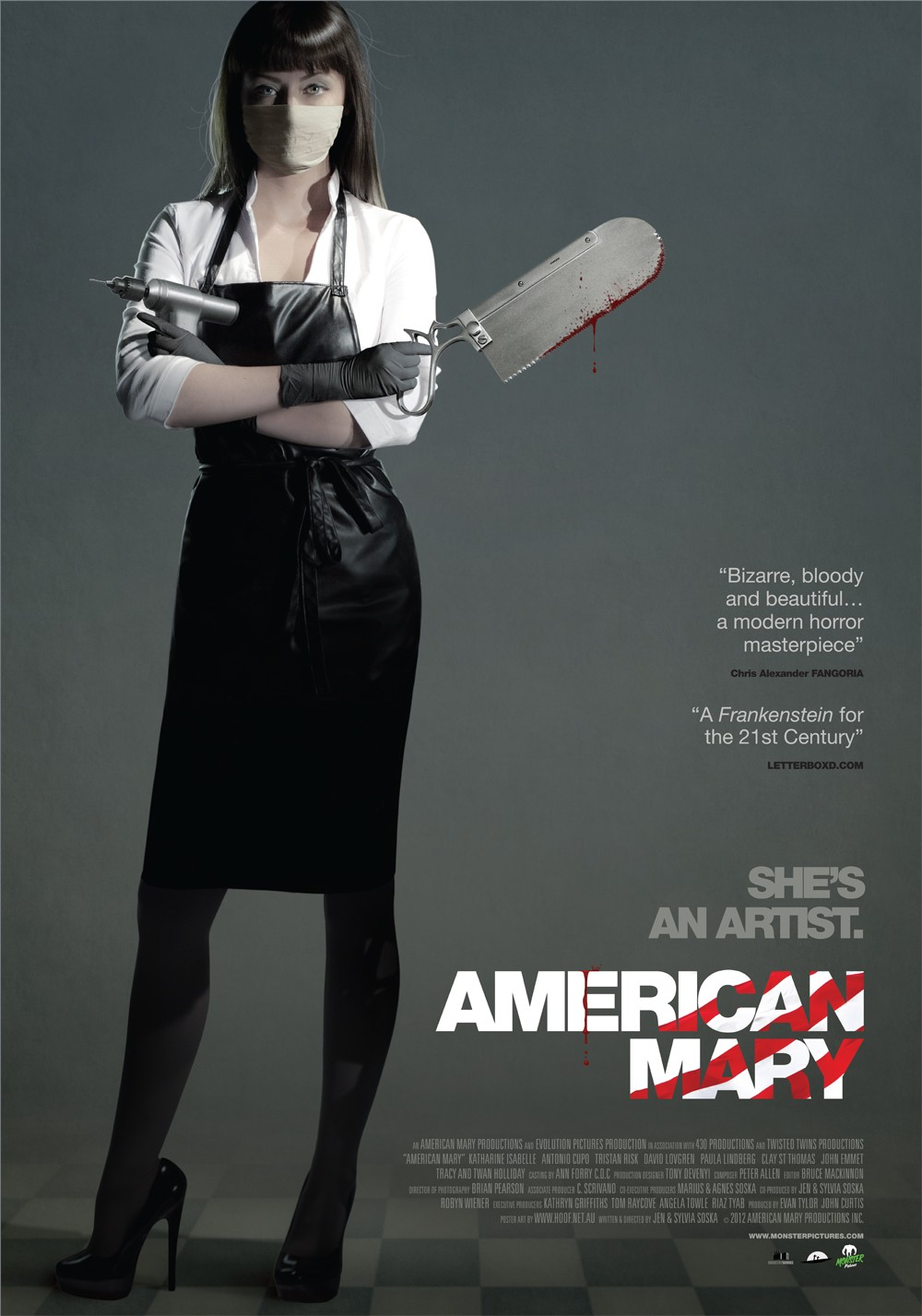 October Fright Fest: American Mary