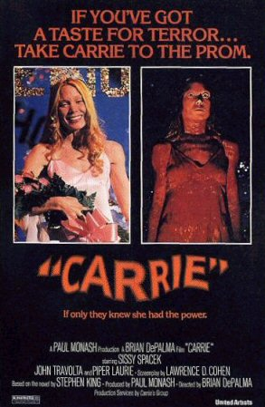 October Fright Fest: Carrie (1976) and Carrie (2013)