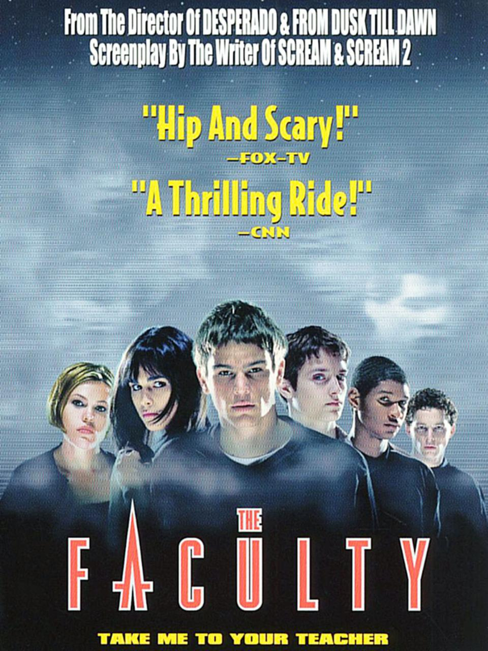 October Fright Fest: The Faculty (1998)