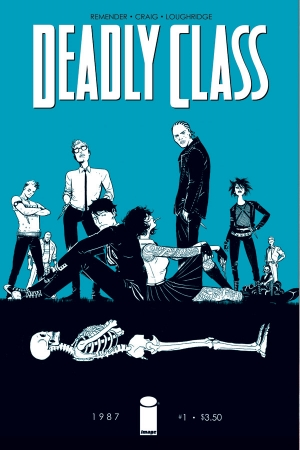 Comic review: Deadly Class #1 by Rick Remender and Wes Craig