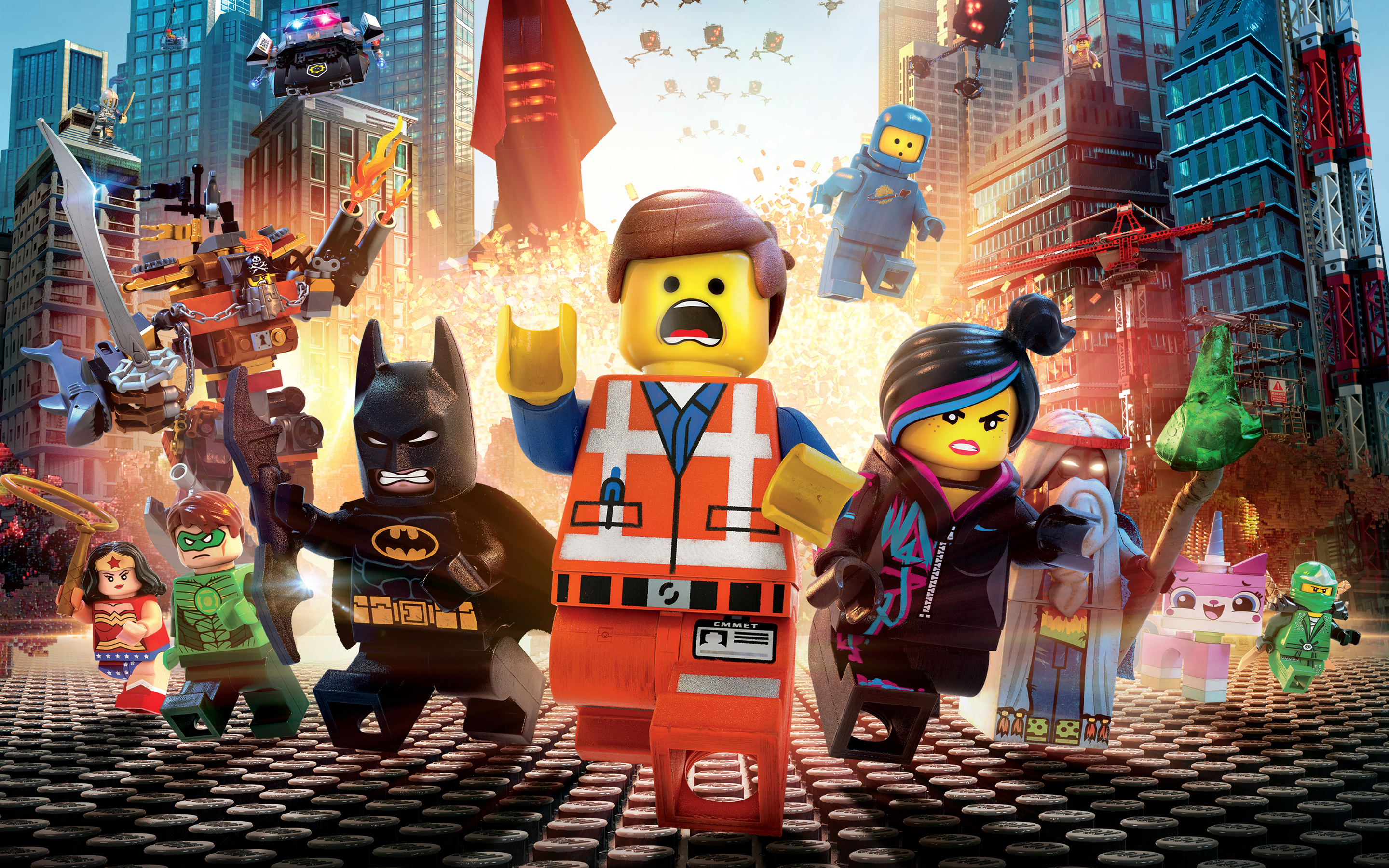 Movie Review: The Lego Movie (2014)