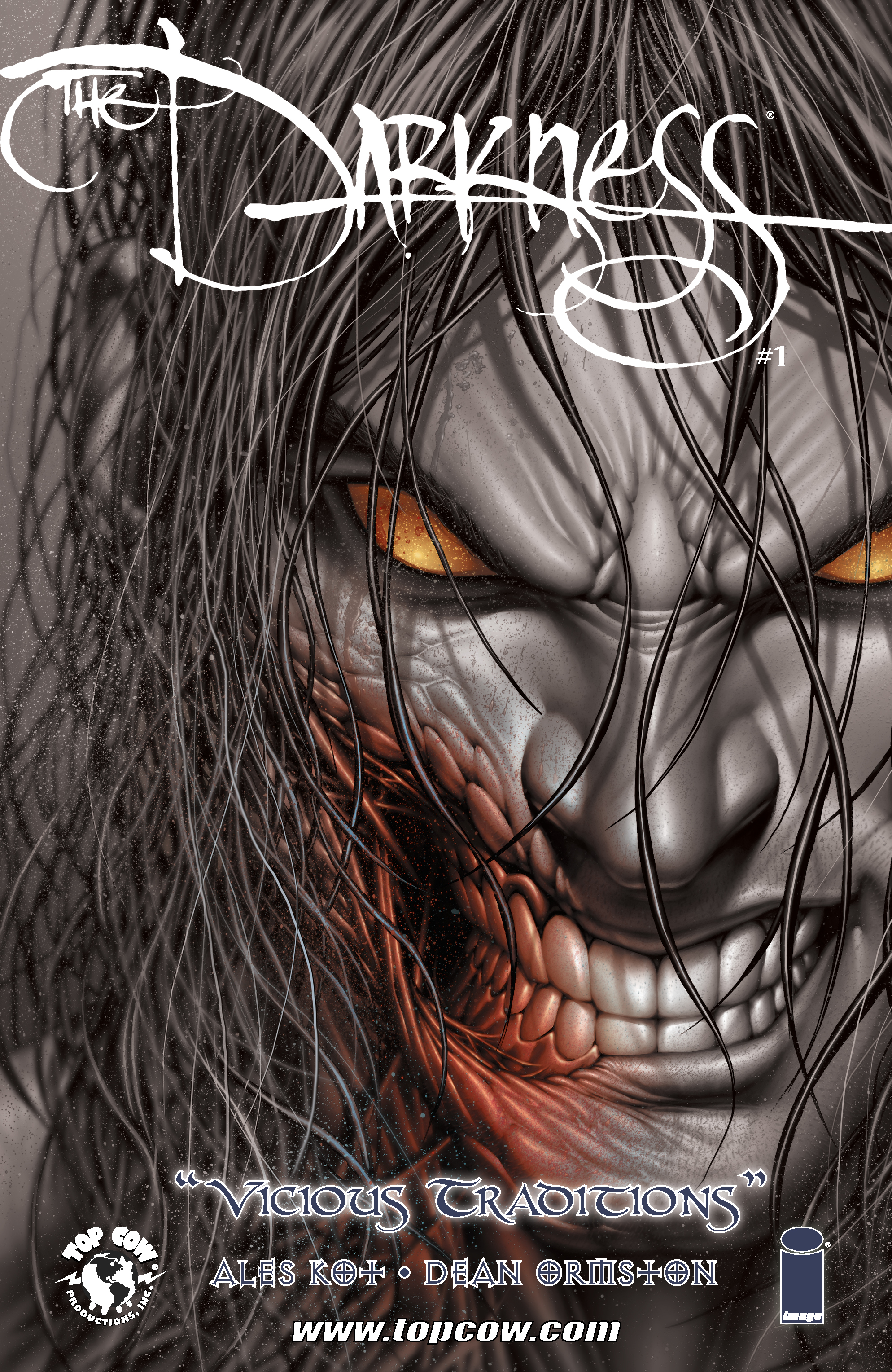 The Darkness: Vicious Traditions (One-Shot) Preview
