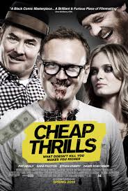 Movie Review: Cheap Thrills (2014)