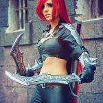 league-of-legends-Katarina-cosplay