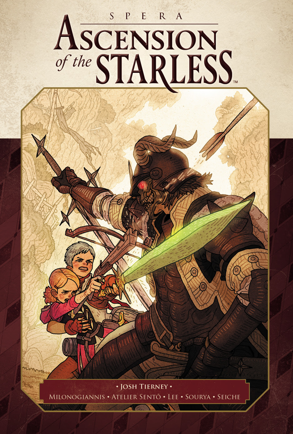 Spera Ascension of the Starless Cover