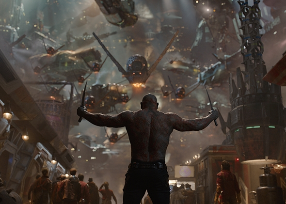 Guardians of the Galaxy Review: Hooked on a Feeling