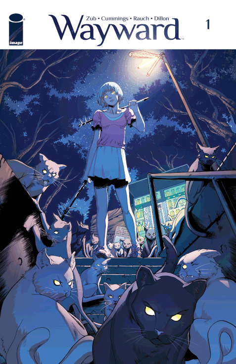 Comic Review: Wayward #1