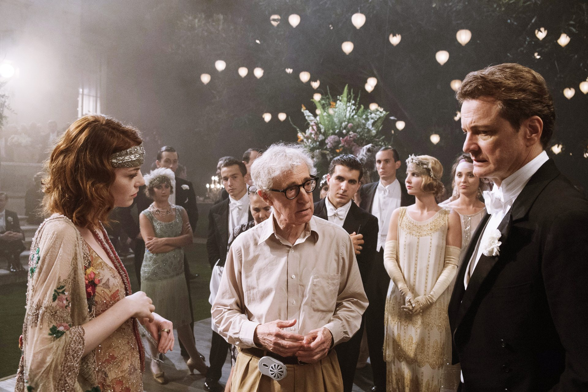 Nerdspan Movie Review Magic in the Moonlight