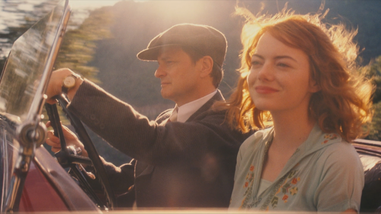 Nerdspan Movie Review, Magic in the Moonlight