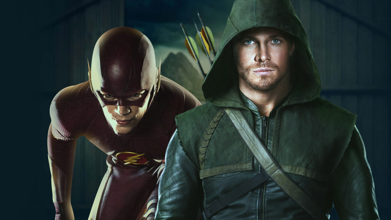 Arrow The Flash