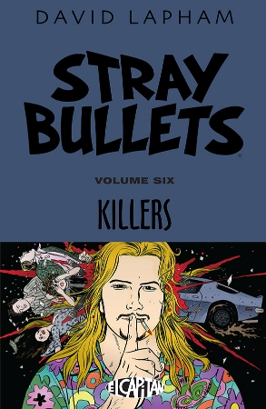 Comic review – Stray Bullets: Killers by David Lapham