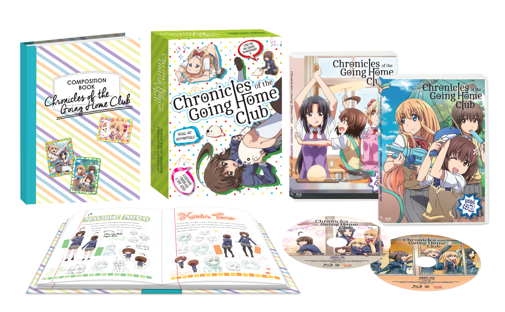 Chronicles of the Going Home Club Complete Premium Edition Now Available