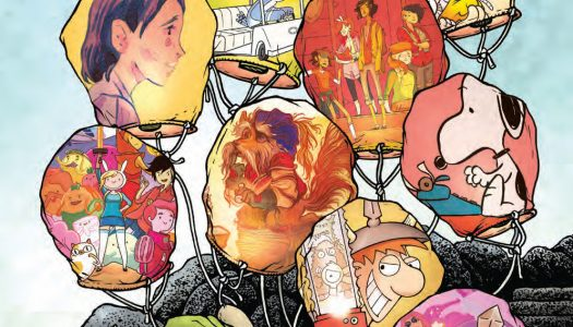 Preview:  BOOM! Studios Ten Year Celebration 2015 Free Comic Book Day Special