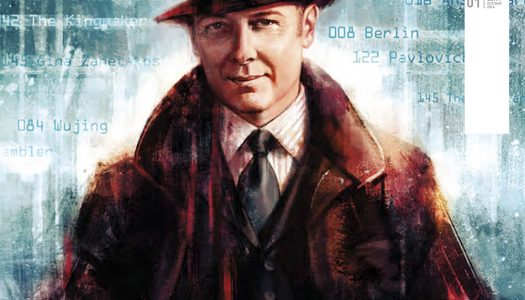 Titan Comics to Debut Comic Series of NBC's The Blacklist on July 22nd