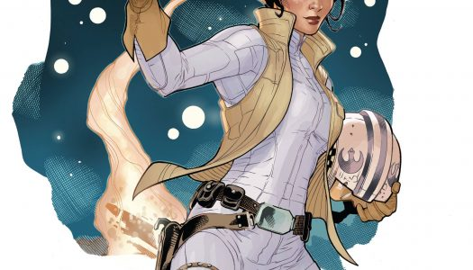 Princess Leia Leads a Strong Month for Marvel in March