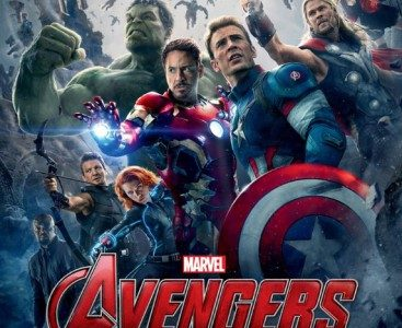 Movie Review – Avengers: Age Of Ultron (2015)
