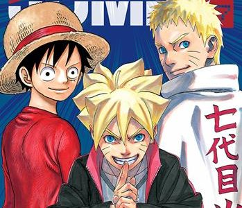 Naruto: The Seventh Hokage and the Scarlet Spring Debuts Today in Weekly Shonen Jump