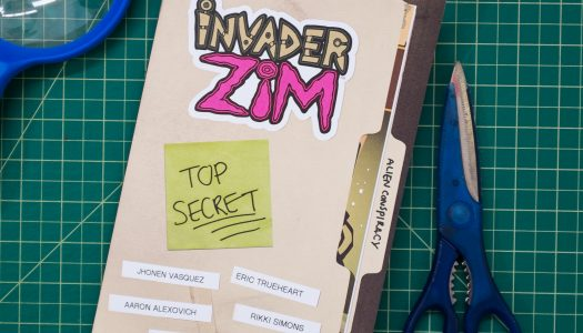 Truthshrieker to Launch ONI's Invader Zim Comic at Denver Comic Con