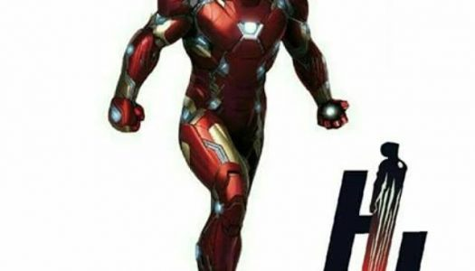 Civil War Iron Man!