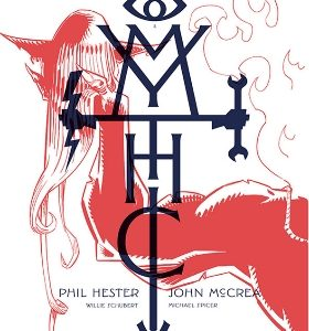 Mythic #1 by Phil Hester and John McCrea (comic review)