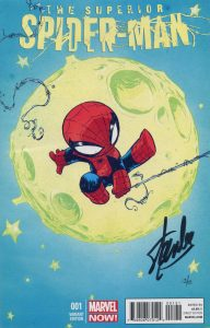 SuperiorSpider-Man1Signed ByStanLee