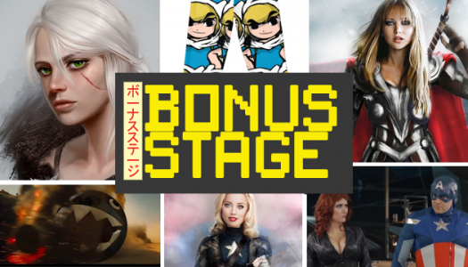 Bonus Stage: Avengers, Mad Max, Mario Kart and more