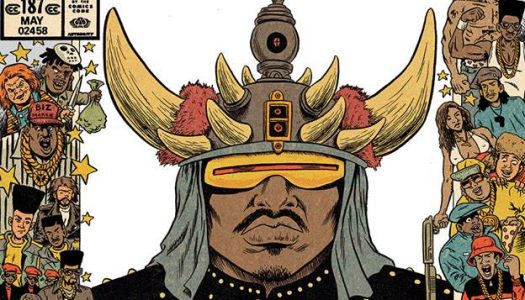 Hip Hop Family Tree to Become Fantagraphics' First Monthly Comic Book