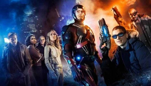 First Look – Legends Of Tomorrow