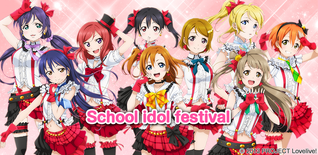[Top 7] 7 Melhores Jogos de Android Lovelive_kv_android