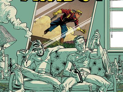 Airboy #1 by James Robinson and Greg Hinkle (Review)