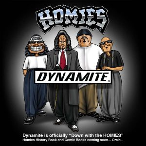 HOMIES Dynamite deal intro