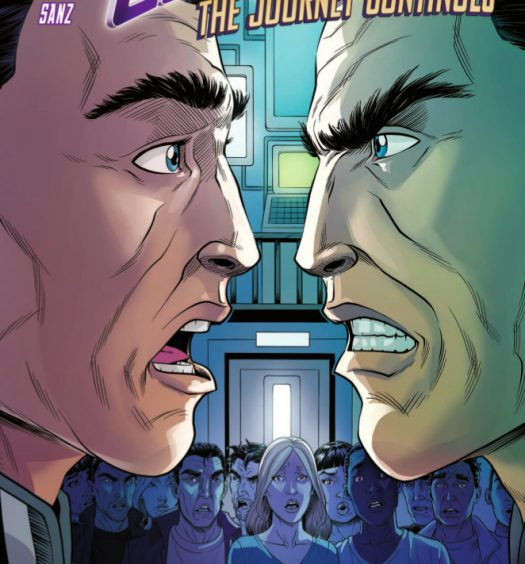 GalaxyQuest Issue 2 Cover