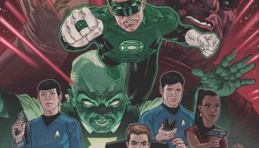 Review: Star Trek/Green Lantern: The Spectrum War #1
