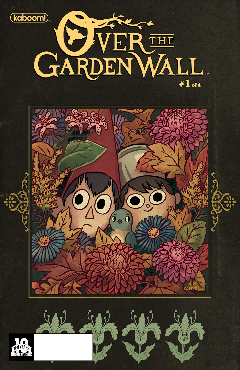 Over The Garden Wall New Comic Series Announced