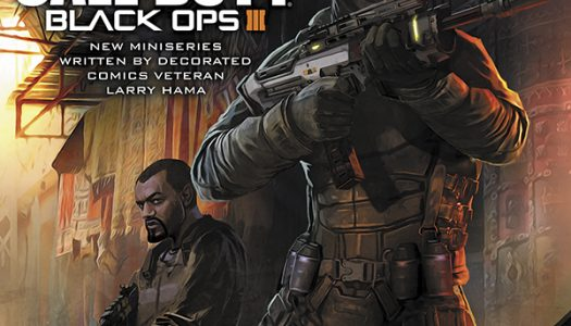 September PREVIEWS Spotlights Third Chapters of Dark Knight and Call of Duty: Black Ops