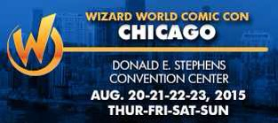 CONtv LIVE Premieres With 2 day Livestream of Wizard World Comic Con Chicago